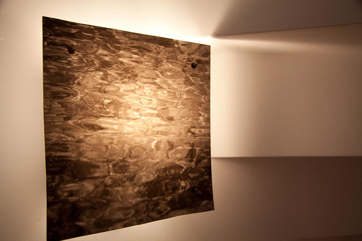 Fotomotive aus dem Schwarzweiss-Fotozyklus Lavaherz