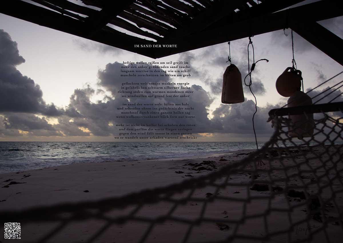 Soundpics: 41 Im Sand der Worte