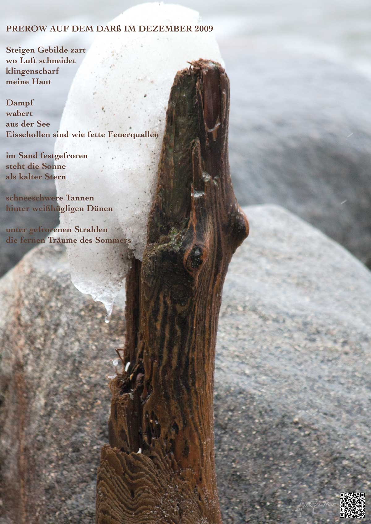 Soundpics: 61 Prerow auf dem Darß im Dezember 2009