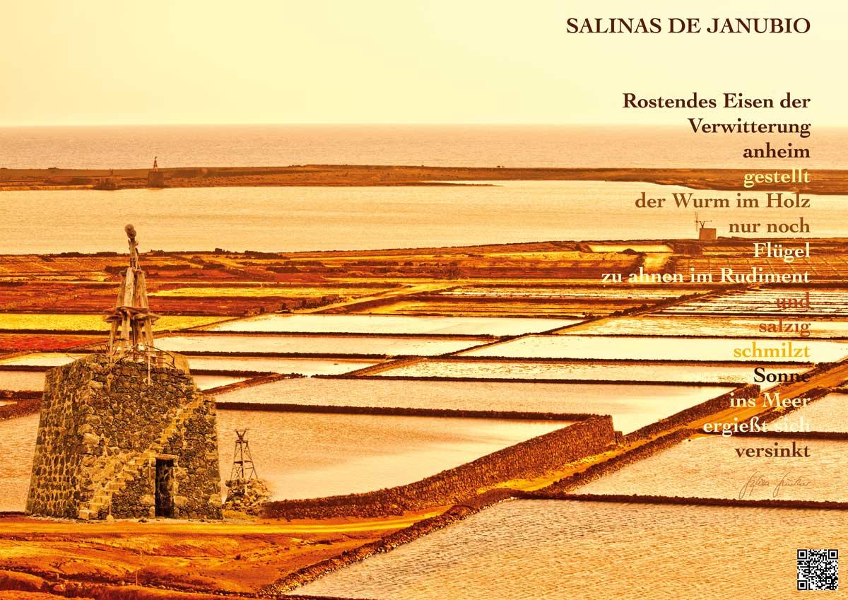 Soundpics: 65 Salinas de Janubio