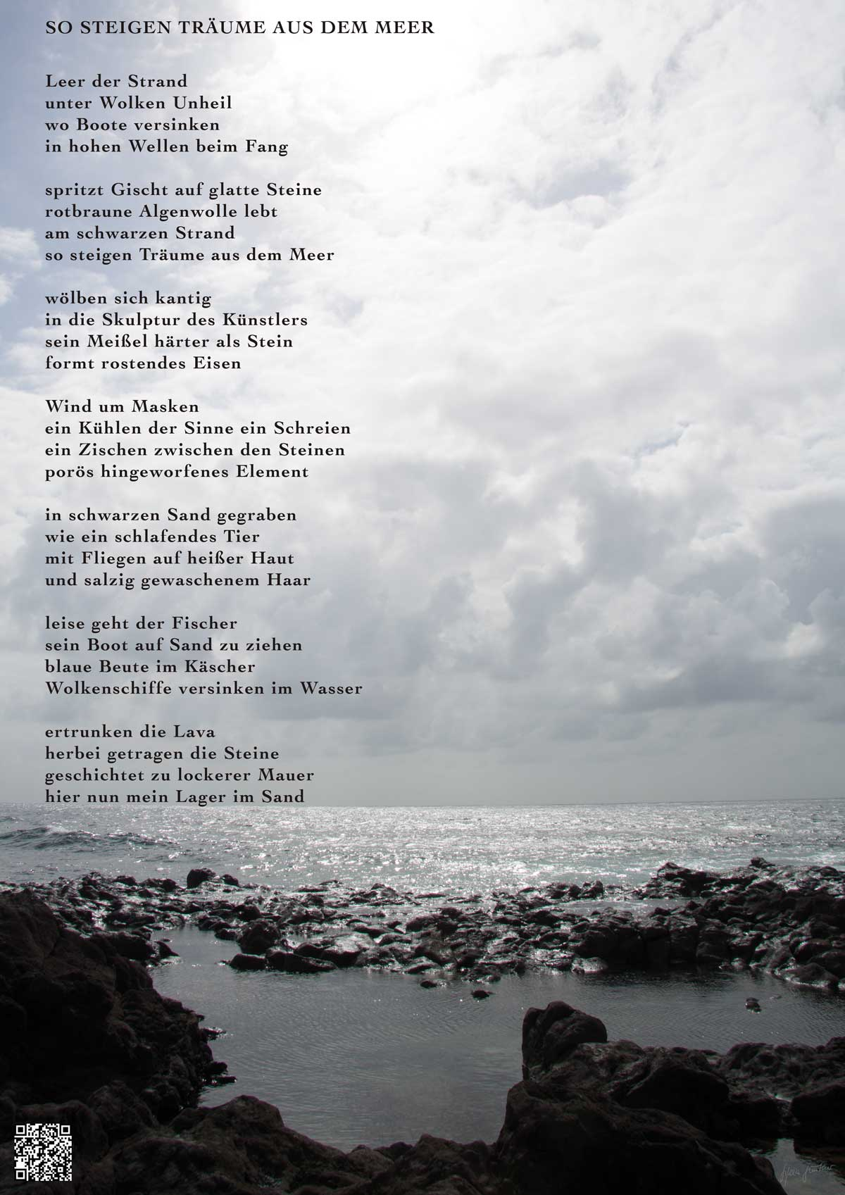 Soundpics: 68 So steigen Träume aus dem Meer