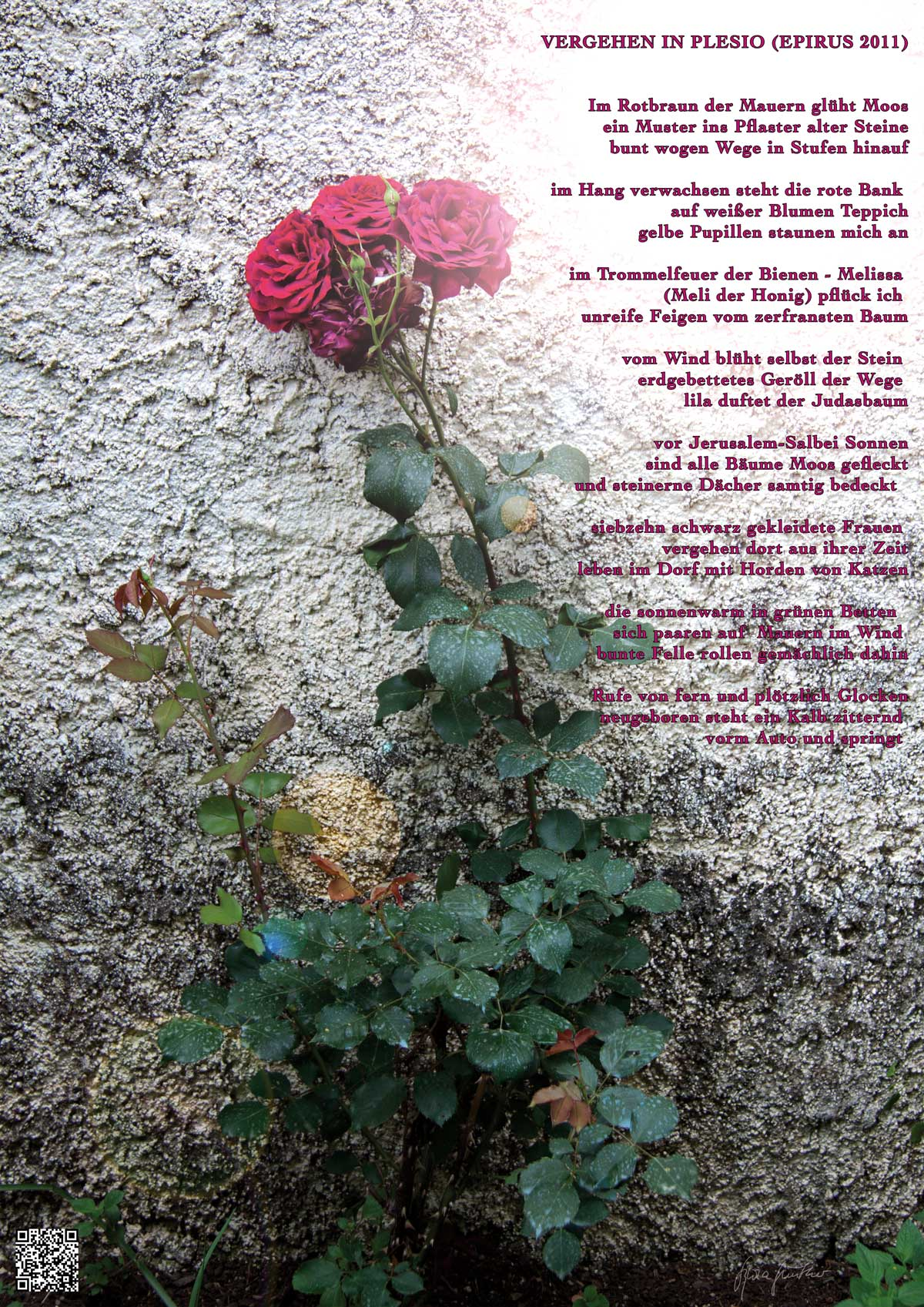 Soundpics: 80 Vergehen in Plesio (Epirus 2011)
