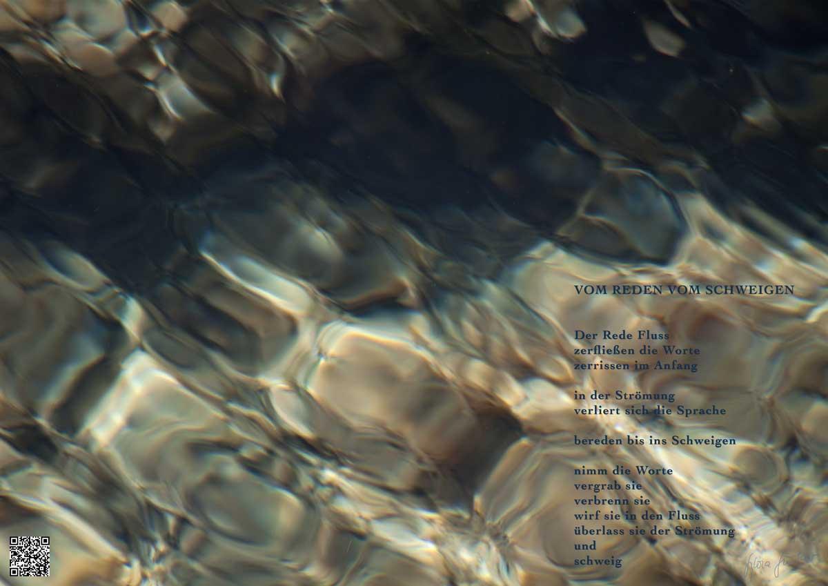 Soundpics: 84 Vom Reden vom Schweigen