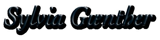 Logo Sylvia Günther – Dichtung & Fotografie
